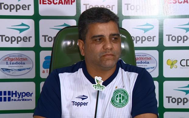 Marcelo Cabo técnico Guarani