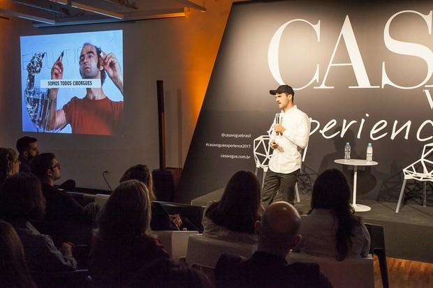 Galeria: as palestras e workshops do quinto dia de CVE 2017 (Foto: Cleiby Trevisan e David Mazzo)
