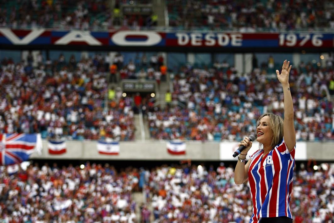 Claudia Leitte (Foto: Divulgação)