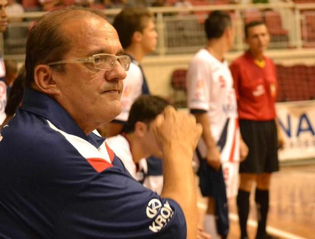 Fernando Ferretti do Klona Joinville futsal (Foto: Leandro Ferreira/Futura Press)