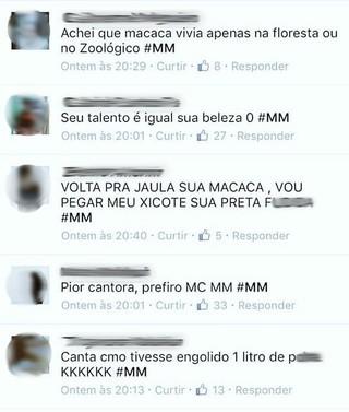 Preta Gil recebe comentários racistas (Foto: Instagram / Reprodução)