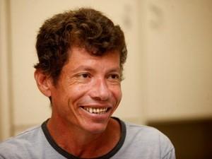 Luiz disse que sua vida mudou após conseguir o transplante, em outubro de 2015 (Foto: Cristino Martins/Agência Pará)