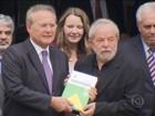 Lula participa de reuniões com Dilma e líderes de partidos aliados
