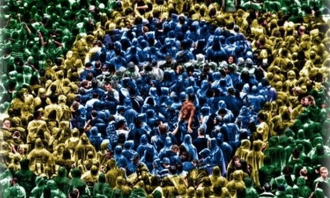 Brasileiros (Foto: Arquivo Google)