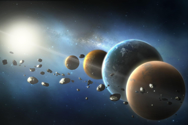 Missões fazem parte do Programa Discovery, que estimula explorações espaciais promissoras e de baixo custo (Foto: Nasa)
