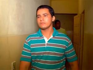 Tenente da PM Iranildo Félix é o principal suspeito do crime (Foto: Reprodução/Inter TV Cabugi)