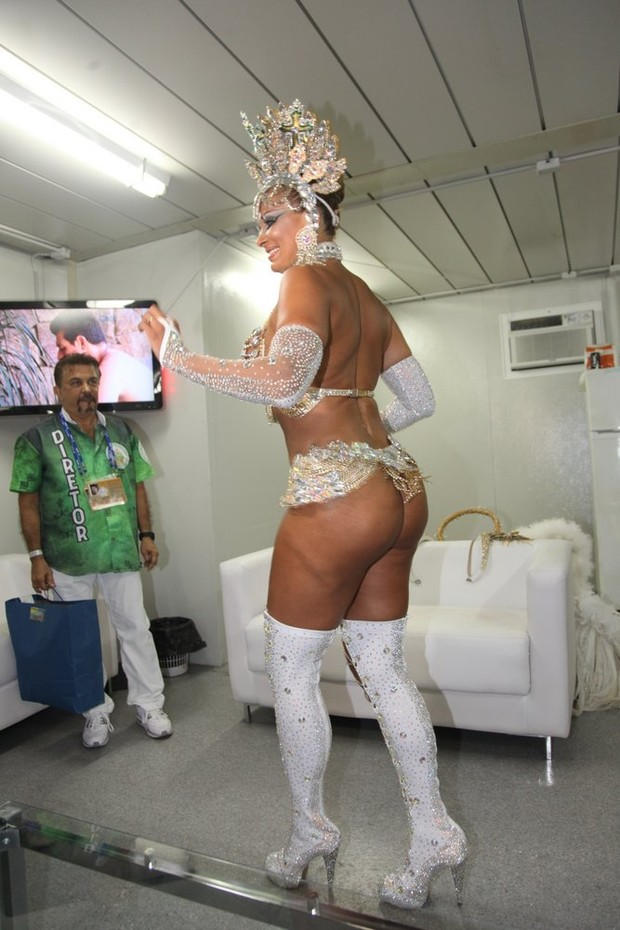Angela Bismarchi (Foto: Claudio Andrade)