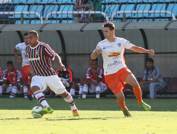 Walter Fluminense x Duque de Caxias (Foto: Photocamera)