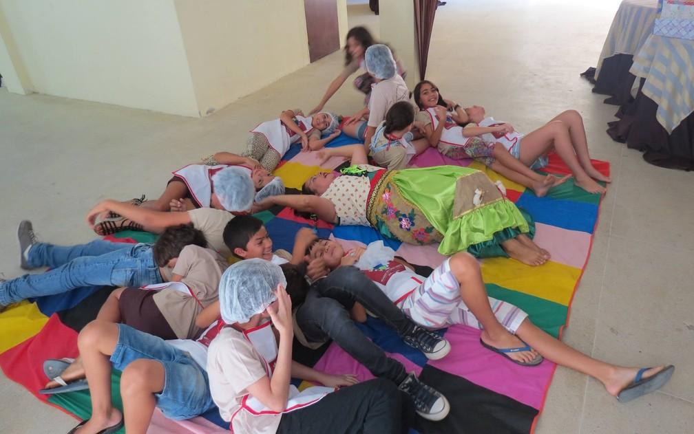 Escola foi a única pública com medalhas na Olimpíada Paraibana de Informática (Foto: Escola Nossa Senhora do Carmo/acervo)