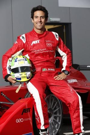 Lucas di Grassi - Fórmula E (Foto: Divulgação)