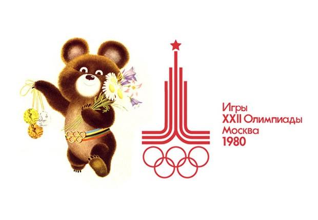 Misha fez sucesso nos Jogos de Moscou (Foto: Divulgação)