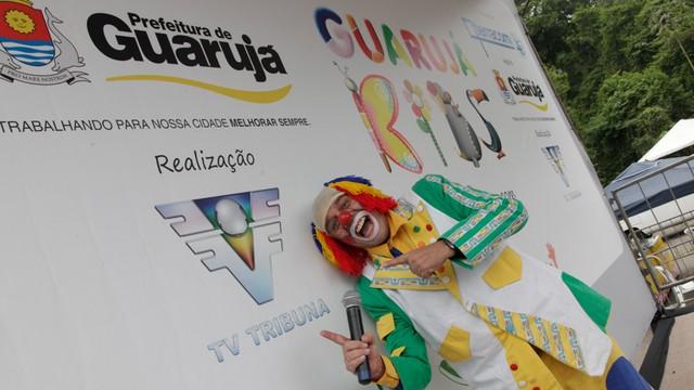 Guarujá Kids (Foto: TV Tribuna / José Luiz Borges)