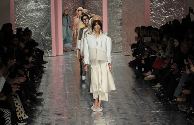 Acne Studios Outono/Inverno 2013 (Foto: Catwalking/Getty Images)