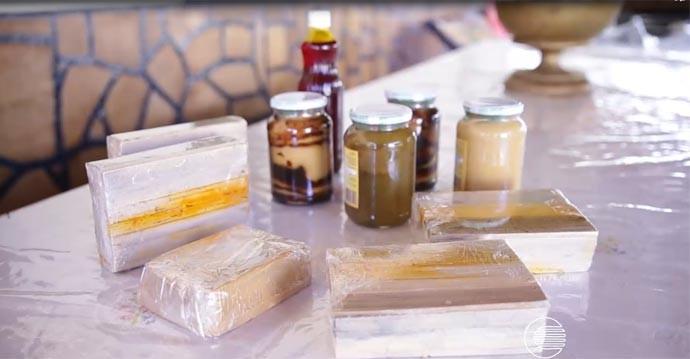 Ipiranga é conhecida pela produção de doces de buriti (Foto: Reprodução/Rede Clube)