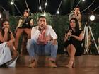 Tierry grava DVD com Simone e Simaria e com Márcio Victor