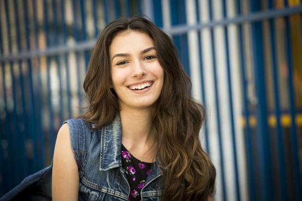 Marina Moschen vai ser a protagonista da nova temporada de Malhação (Foto: Globo/João Miguel Júnior)