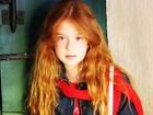 Igualzinha! Marina Ruy Barbosa posta foto aos 9 anos em rede social