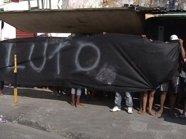 toque de recolher em salvador (Foto: Imagens/TV Bahia)