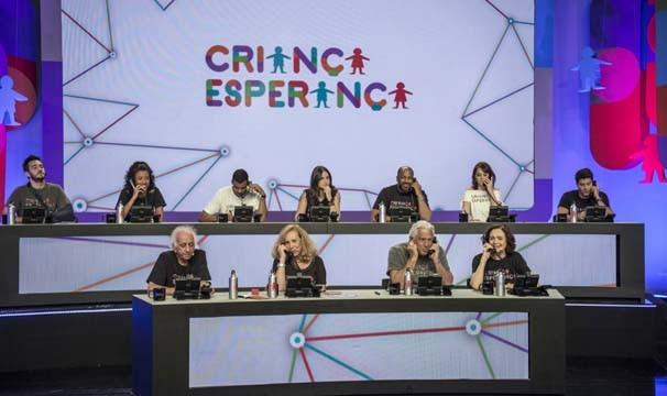 Último Mesão da Esperança foi realizado no domingo (17) (Foto: Globo/Renato Miranda)