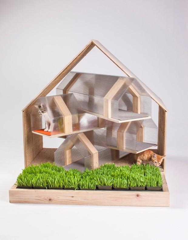 15 casas estilosas para pets exigentes (Foto: Divulgação e Thinkstock)