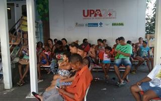 UPA (Foto: Jennifer de Paula )