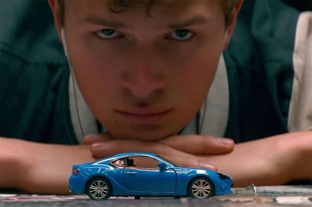 Baby Driver conta a história de um piloto de fuga  (Foto: Divulgação)