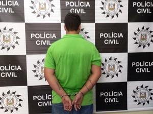 Ex-jogador das categorias de base do Grêmio é suspeito de oito homicídios em Porto Alegre (Foto: Divulagação/Polícia Civil)