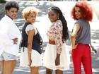 'Resgatamos o orgulho da mulher negra', diz elenco de 'Sexo e as negas'