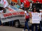 No RN, servidores da saúde paralisam serviços por 24h