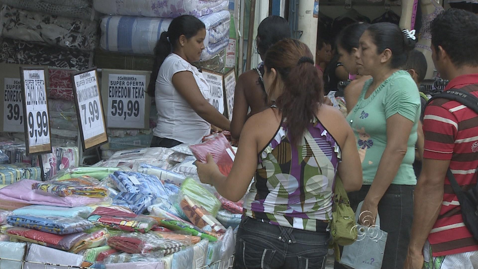 A esperança é que a contratação seja para o restante do ano novo (Foto: Jornal do Amazonas)