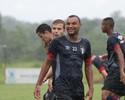 Diones vê Joinville mais confiante após vitória: 'Nós demos um primeiro passo'