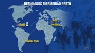 Refugiados em Ribeirão Preto compartilham as dificuldades de viver no Brasil