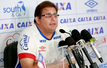 Guto mantém mistério, mas diz que Maikon Leite só estreia após carnaval