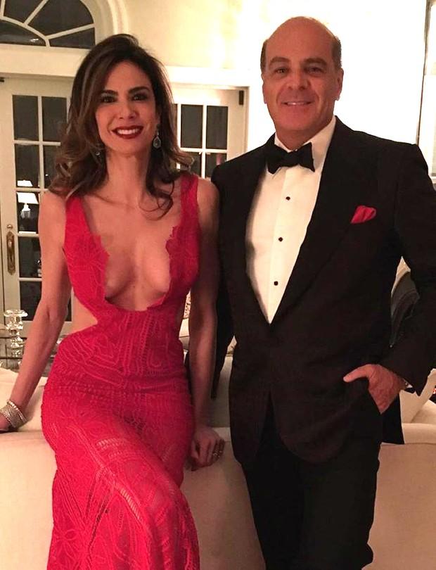 Luciana Gimenez e Marcelo de Carvalho (Foto: Reprodução / Instagram)