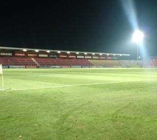 Estádio José Liberatti (Foto: Emilio Botta / GloboEsporte.com)