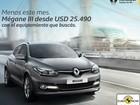 Global NCap dá bronca na Renault por propaganda enganosa
