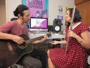 Divina Supernova lança seu segundo álbum (Foto: Reprodução)