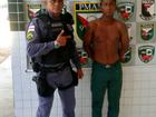 Suspeito de matar homem em festa de Manacapuru é preso pela PM-AM