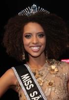 Miss São Paulo relembra preconceito por ter cabelo cacheado