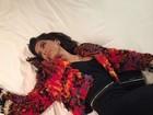 Depois de se apresentar no Grammy Latino, Anitta curte festa em Las Vegas