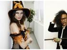 Max Weber ensina dois makes para arrasar nas festas de Halloween