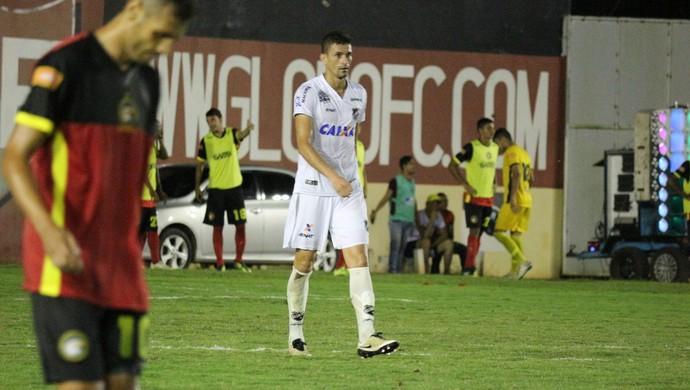 ABC - Cleiton - Zagueiro (Foto: Andrei Torres/ABC)