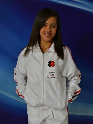 Kamylla Guedes, atleta de taekwondo da Paraíba (Foto: divulgação)