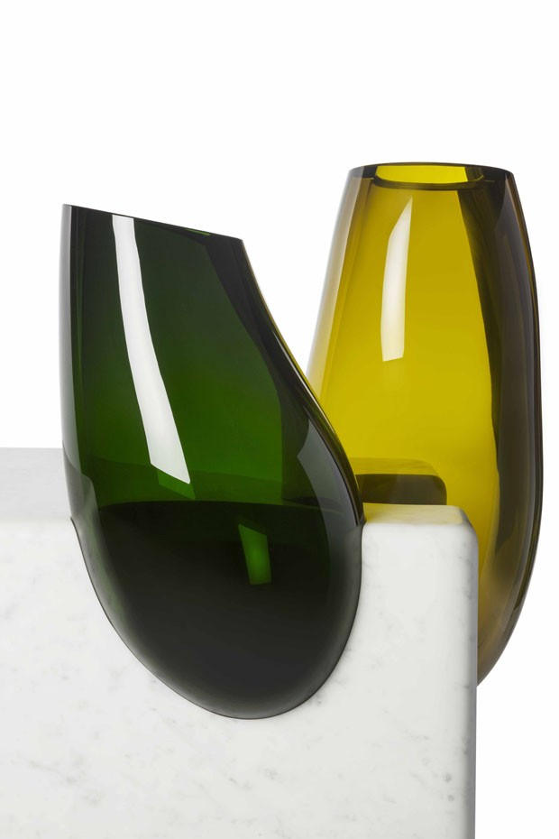 vidro mármore design  (Foto: Zanobilli / divulgação)