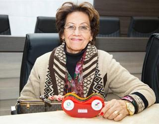 Jacyra Bom Exemplo Maringá (Foto: Divulgação/RPC TV)