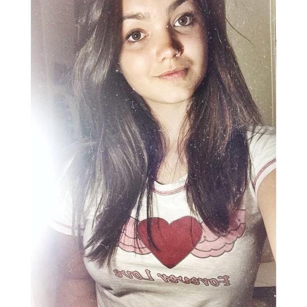 Suzanna Freitas, filha de Kelly Key (Foto: Reprodução/Instagram)