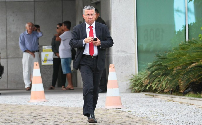 Arnaldo Barros Sport (Foto: Marlon Costa/Pernambuco Press)
