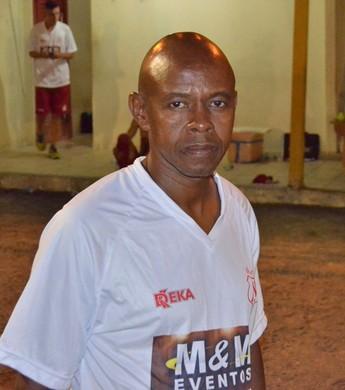 Antonino Moreira, técnico do Náutico-RR (Foto: Bruno Willemon)