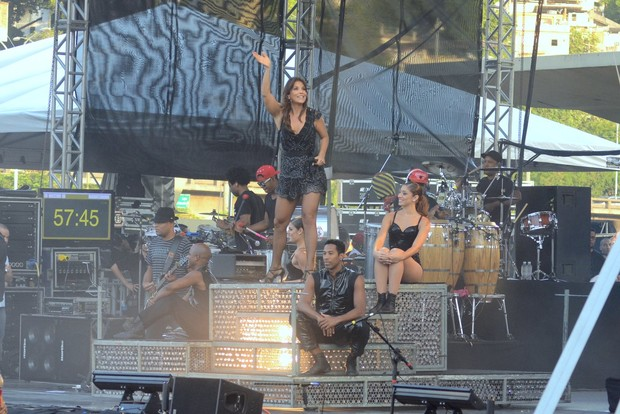 Ivete Sangalo (Foto: Léo Marinho / AgNews)