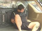 Tesoureiro do tráfico fazia rifa para arrecadar fundos para facção, diz PM